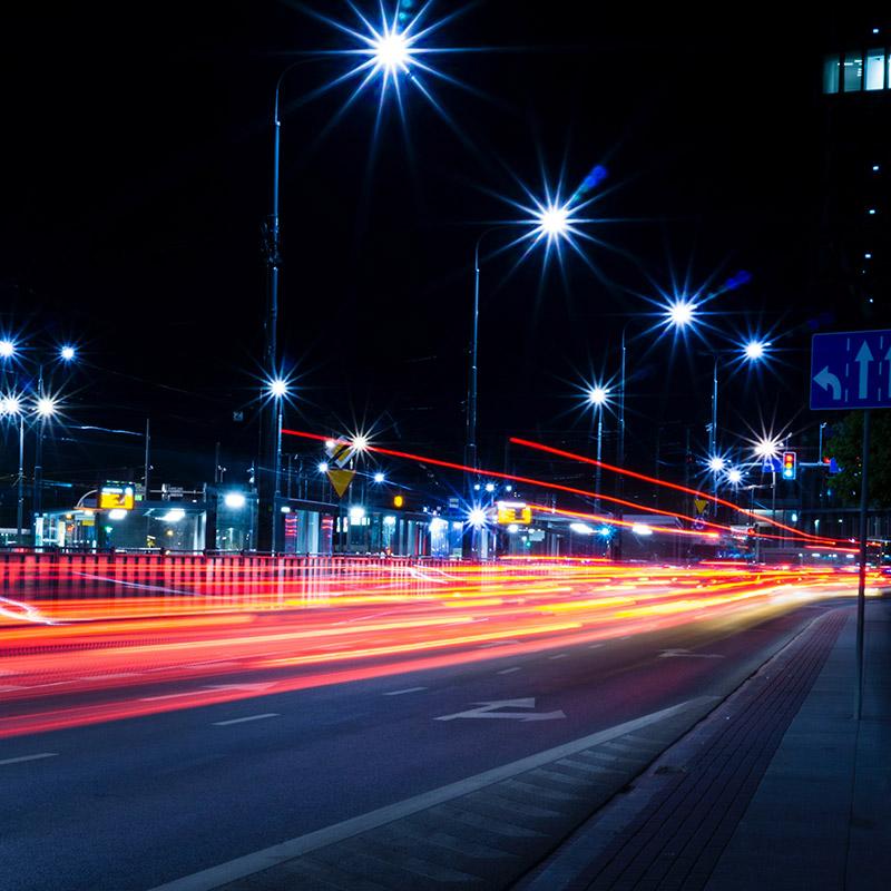 LED technology applications for manufacturers: street lights, tunable lighting, light bulbs, LED bulbs, backlighting