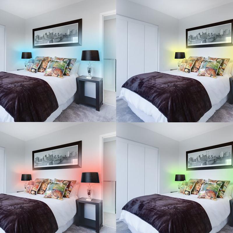LED technology for manufacturers: for mood lighting, solid state lighting, backlighting, light bulbs, LED bulbs