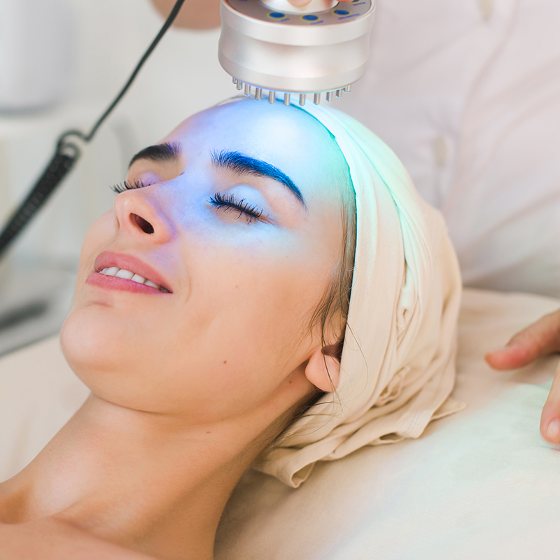 LED technology for manufacturers: applications skin care